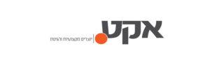לוגו אקט- איגוד עובדי הקולונוע והטלוויזיה